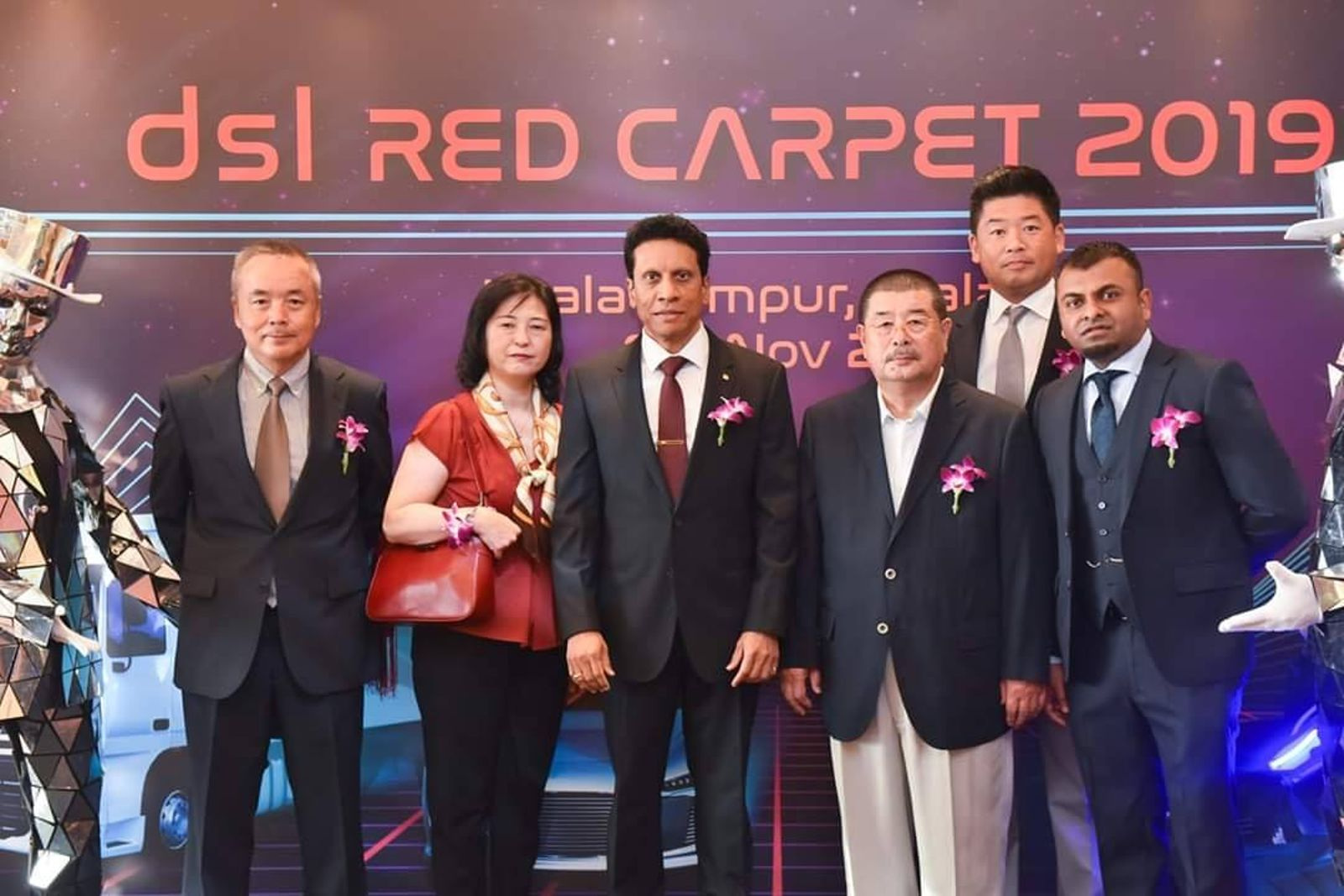 DSL Red Carpet – 2019